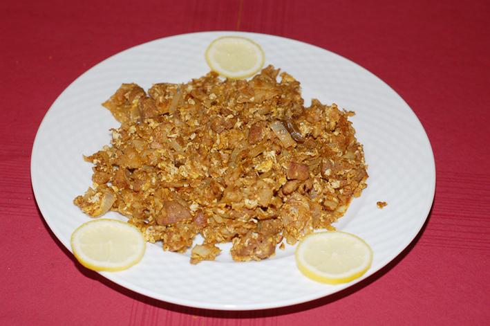 tkd - Tamilische Küche